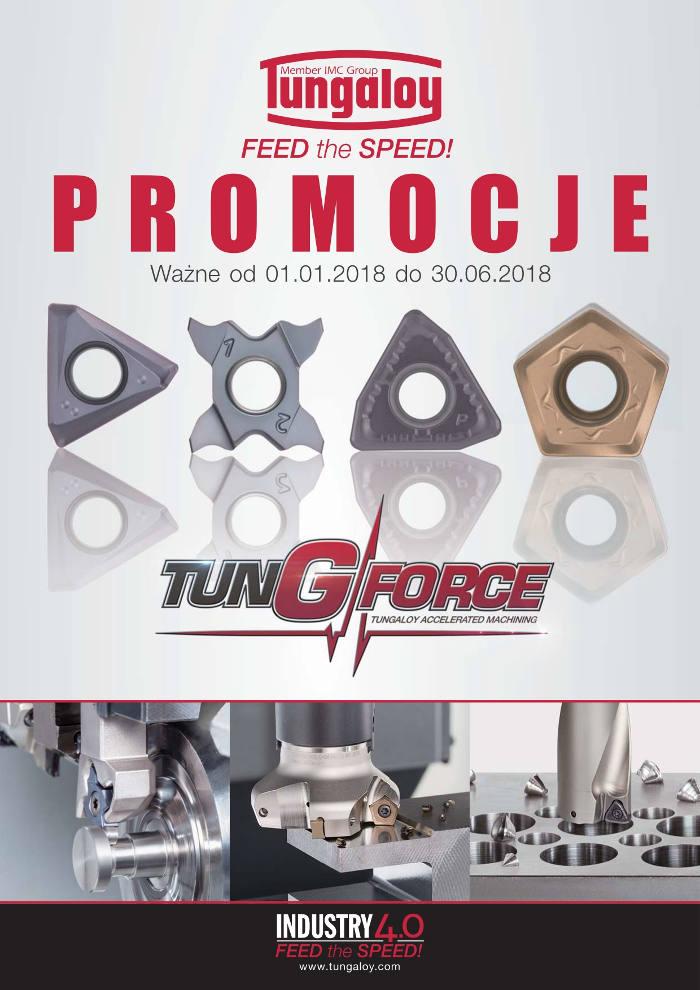 Promocja Tungaloy